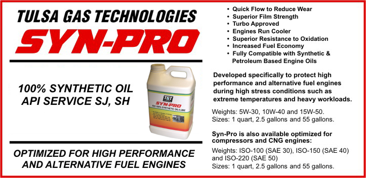 Syn-Pro Synthetic Oil